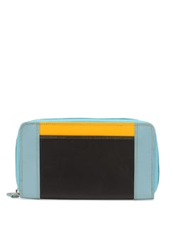 Colour Block Wallet - ADAMIS