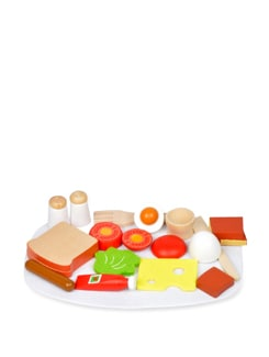 Multicoloured Breakfast Kit - Vividha