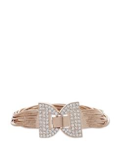Gold Multistrand Chain Bracelet - Addons