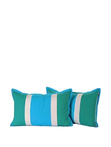 Turquoise Blue Pillow Covers