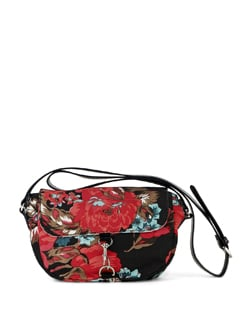 Floral Red Cross Body Bag - SUNNY ACCESSORY