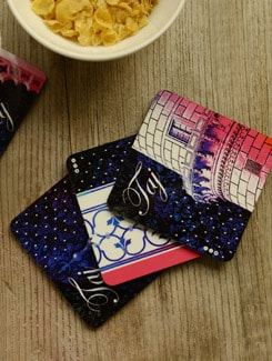 Taj Coaster- Set Of 4 - Mad(e) In India