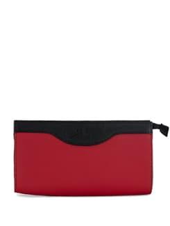 Hot Red & Black Wallet - YELLOE