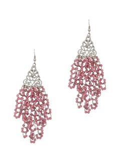 Pink Drama Earring - Blend Fashion Accessories
