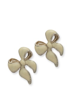 Knot Bow Earring - Blend Fashion Accessories