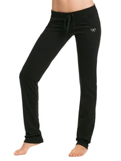 Black Comfy Sweat Pants - PrettySecrets
