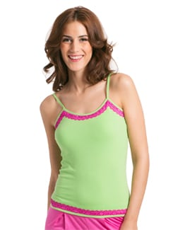 Lime Cami Top - PrettySecrets