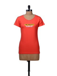 Quirky Prints- Cotton T-shirt - TANTRA