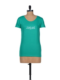 Trendy Cotton T-shirt - TANTRA