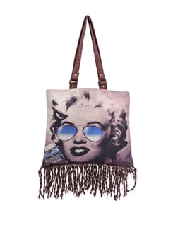 Chic Marilyn Tote Bag - The House Of Tara