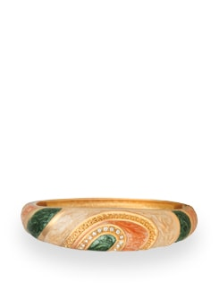 Gold Plated Zirconia Bracelet - Jewellery By Just Women
