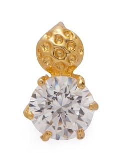 Elegant Gold Pendant - Mahi