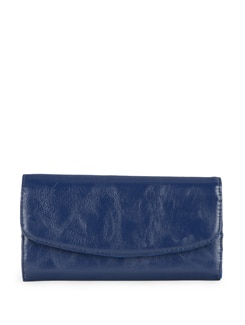 Chic Navy Blue Wallet - Toniq