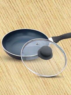22cm CSG Frying Pan with Lid - cook n style