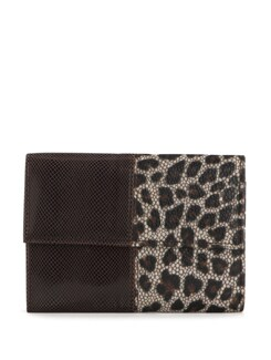 Textured Multipurpose Wallet - Nineteen