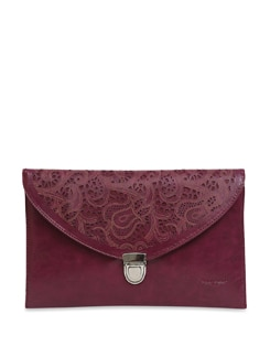 Deep Purple Sling Bag - Lino Perros