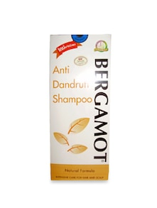 Bergamot Anti Dandruff Shampoo 100ml