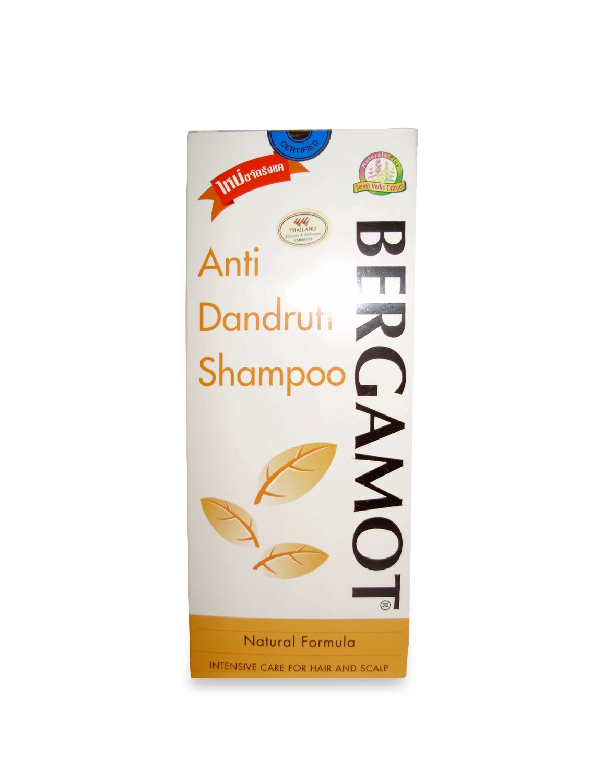 Bergamot  Anti Dandruff Shampoo 100ml - Bergamot