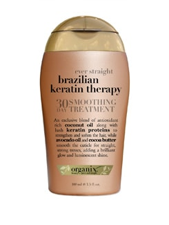 Brazilian Keratin 30 Days  Treatment - Organix