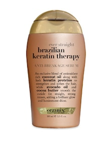 Brazilian Keratin Anti Breakage Serum 118ml - Organix