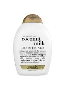 Coconut Milk Conditioner 385ml - Organix
