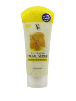 Lemon & Honey  Facial Scrub 175 ml - YC