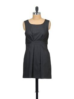 Black Sheath Dress - Myaddiction