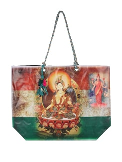 Tara Print Tote Bag - The House Of Tara
