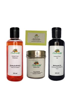 The Complete Body Care Set (of 4) - iYurveda