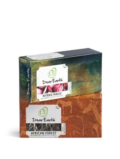 Anti-blemish & Anti-wrinkle Organic Set - Dear Earth