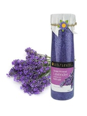 Lavender Bath salt -  online shopping for salt and bubbles