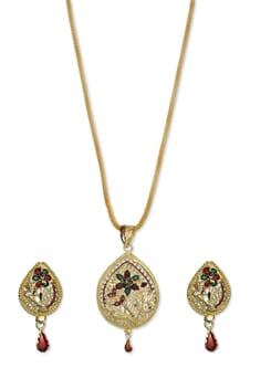 Necklace Set - Vendee Fashion 37425