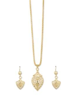 Necklace Set - Vendee Fashion 37433
