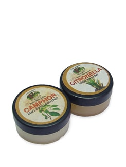 Camphor & Citronella Balm (Set of 2) - Last Forest