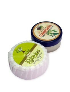 Basil Soap & Camphor Balm (Set of 2) - Last Forest