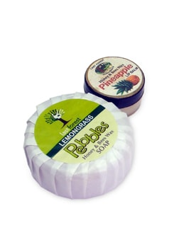 Lemongrass Soap & Pineapple Lip Balm (Set Of 2) - Last Forest