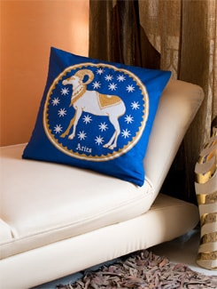 Aries Cushion Cover - HOUSE THIS