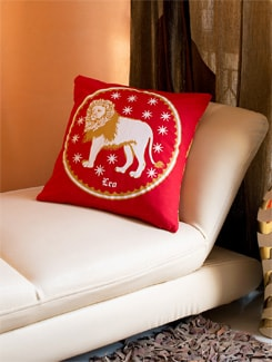 Leo Cushion Cover - HOUSE THIS