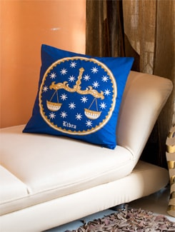 Libra Cushion Cover - HOUSE THIS