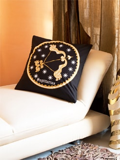 Sagittarius Cushion Cover - HOUSE THIS