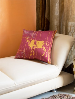 Cow Cushion Cover - HOUSE THIS
