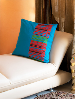 Barcode Cushion Cover - HOUSE THIS
