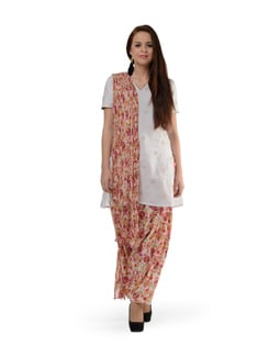 Floral Print Salwar & Dupatta Set - Lyla