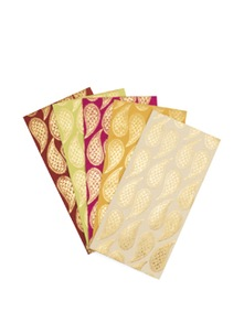 Paisley Print Money Envelope- Pack of 10
