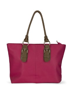 Bright Pink Handbag - TREND SHOP