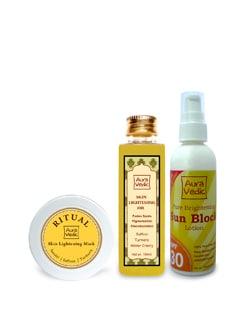 Auravedic Blemish Free Skin Care Kit - Auravedic
