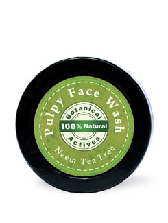 Auravedic Pulpy Face Wash With Neem Tea Tree - Auravedic