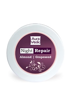 Auravedic Nourishing Night Cream - Auravedic