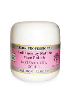 Auravedic Salon Professional Radiance By Nature Face Polish - Auravedic