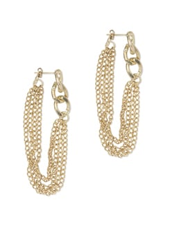 In The Loop - 2 Way Earrings - Miss Chase
